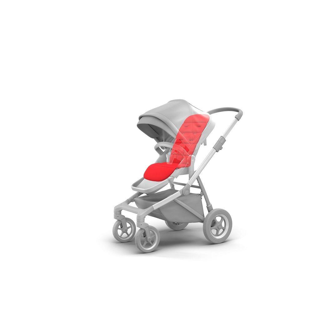 Thule Seat Liner podloga za dječja kolica crvena za Thule Spring/Sleek/Urban Glide i Glide 2