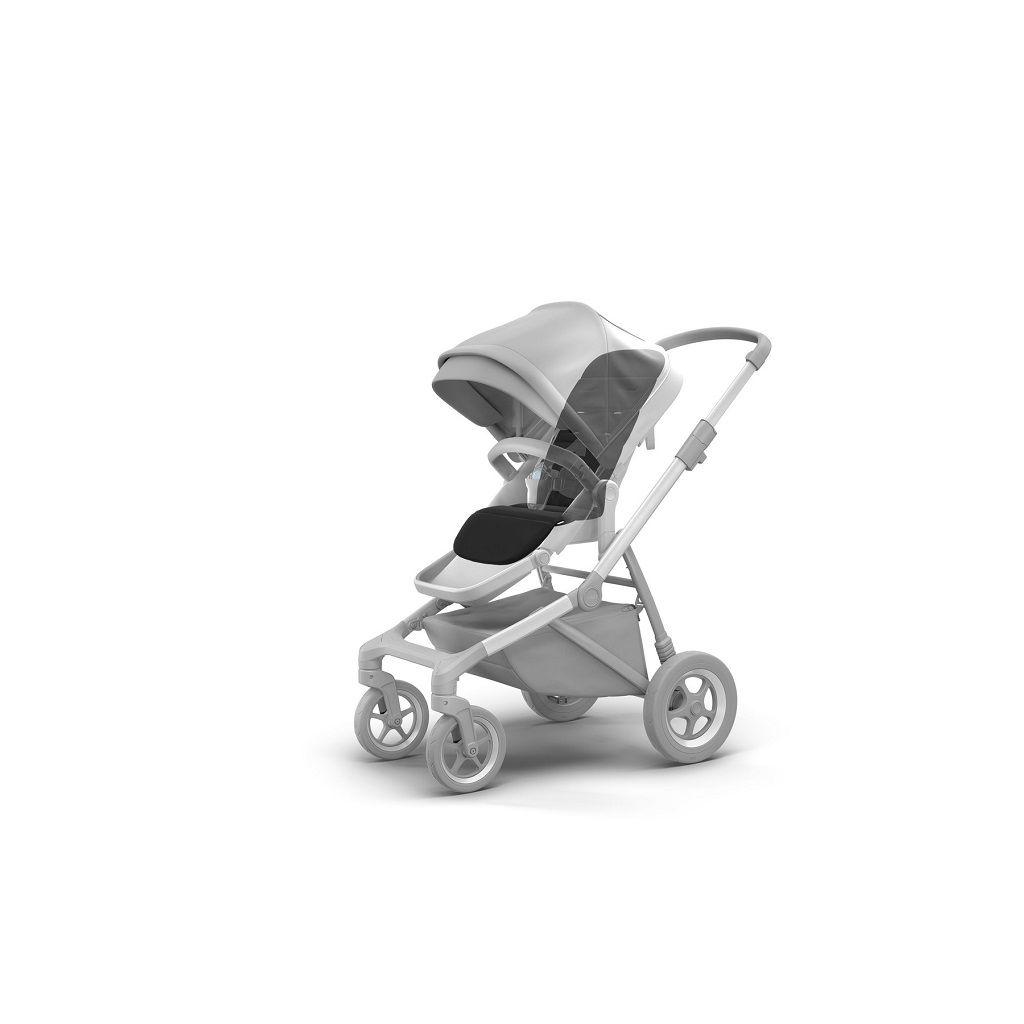 Thule Seat Liner podloga za dječja kolica crna za Thule Spring/Sleek/Urban Glide i Glide 2