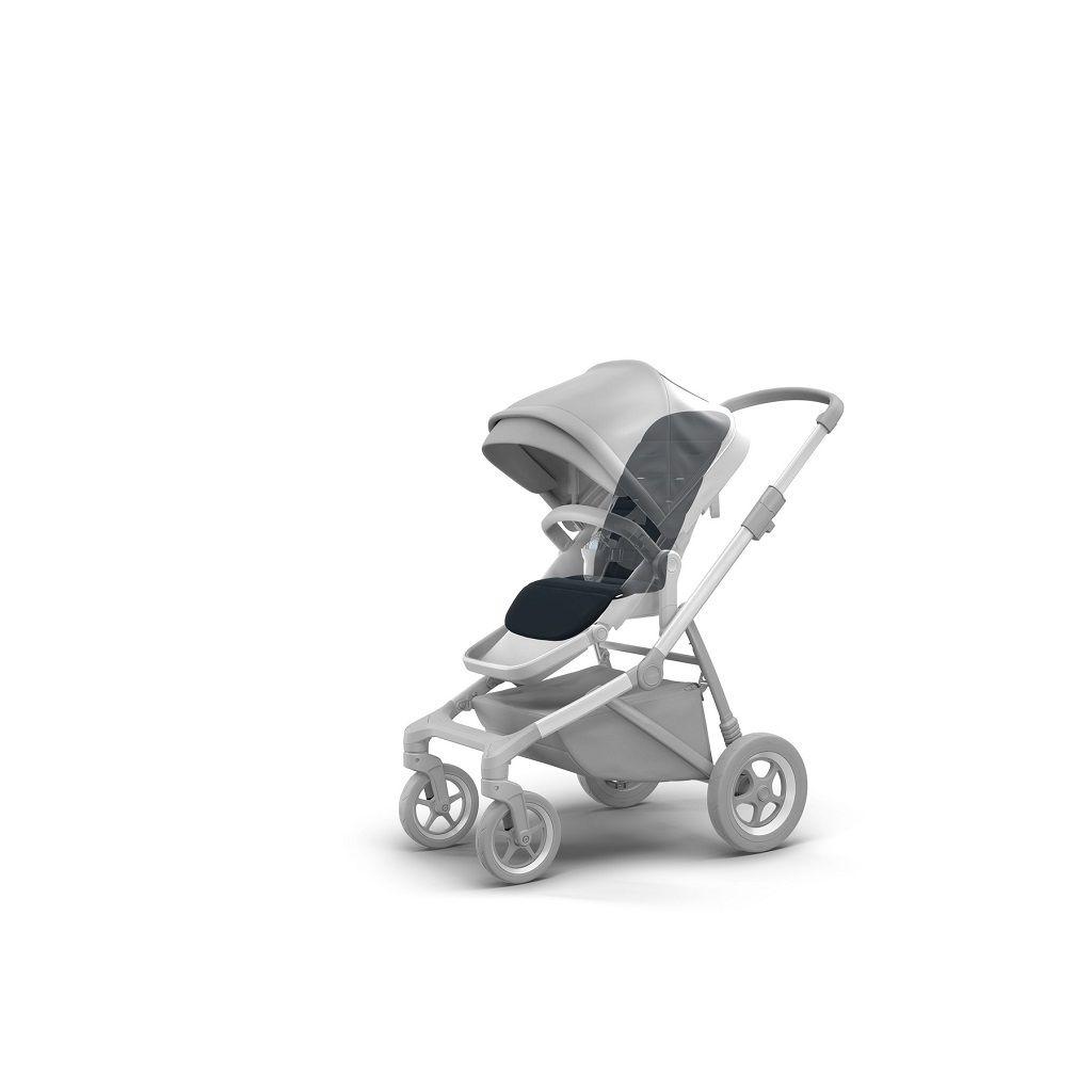 Thule Seat Liner podloga za dječja kolica tamnoplava za Thule Spring/Sleek/Urban Glide i Glide 2