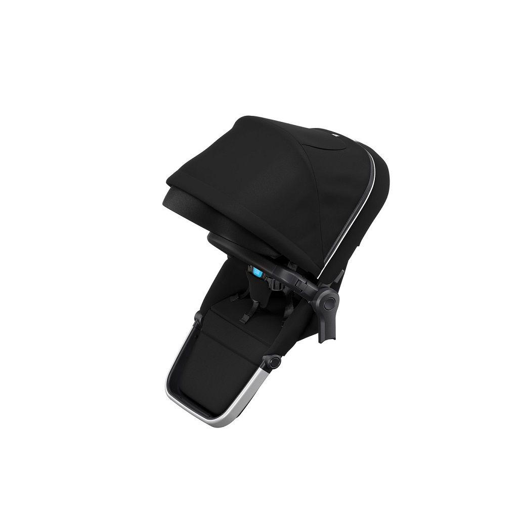 Thule Sleek Sibling sjedalica za dječja kolica crna