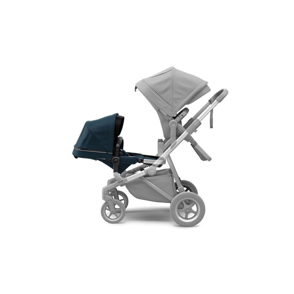 Thule Sleek Sibling sjedalica za dječja kolica plava