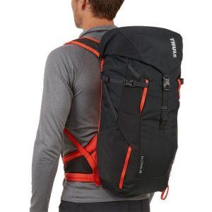 Ženski ruksak Thule AllTrail 25L sivi (planinarski) 9