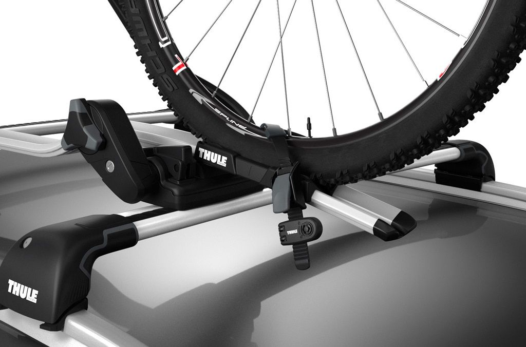 Thule Wheel Strap Locks 986 - komplet za zaključavanje kotača
