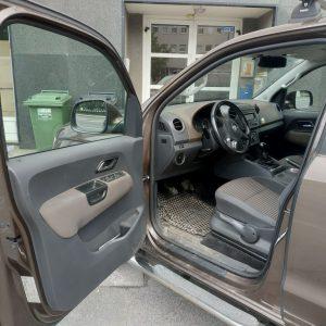 VW Amarok 2.0 Highline TDI 4x4 double cab s puno dodatne opreme 13