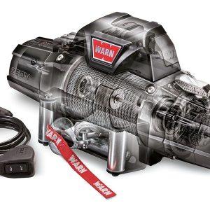 Premium vitlo Warn Zeon 10CE, 12V, 4.536kg sa sajlom, vodilicom i žičnim daljinskim 4