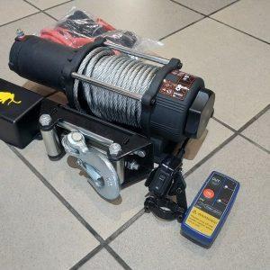 Vitlo Mamut 5500, 12V, 2.495kg sa sajlom, vodilicom, žičnim i bežičnim daljinskim 5