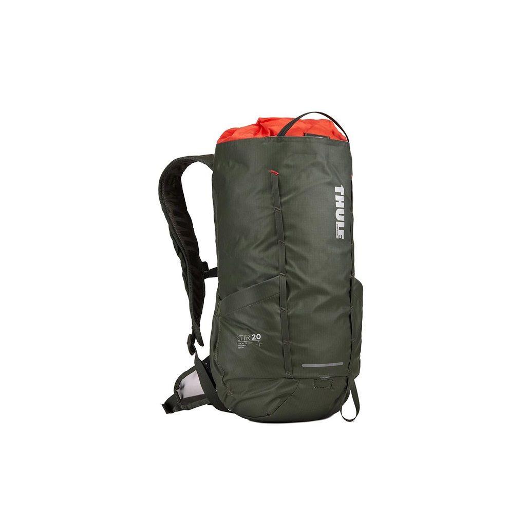 Thule Stir 20L ruksak za planinarenje zeleni