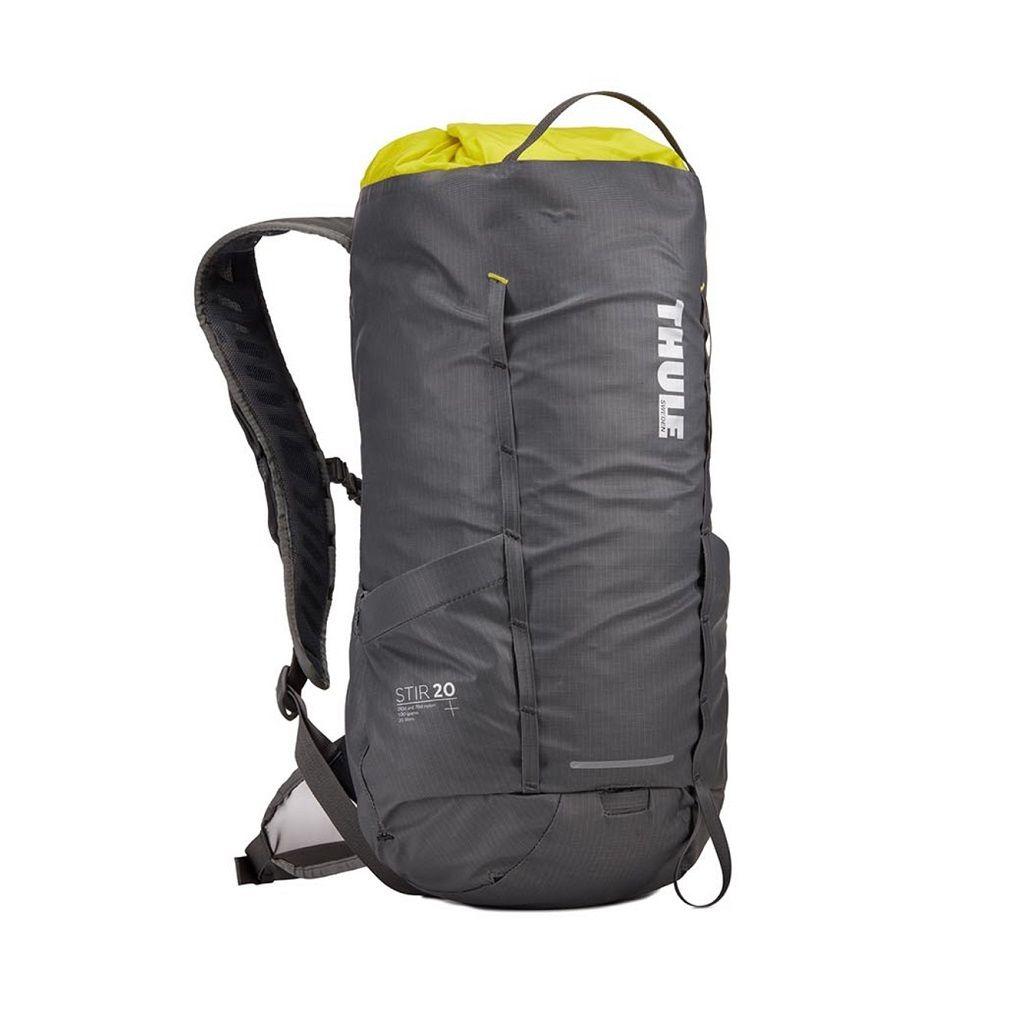 Thule Stir 20L sivi ruksak za planinarenje sivi