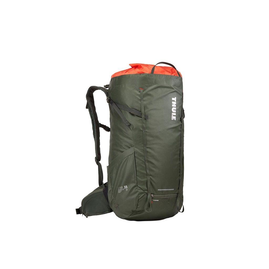 Thule Stir 35L Men's tamno zeleni muški ruksak