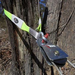 ARB gurtna za drvo 3m dužine, 80mm širine, 12000kg 4