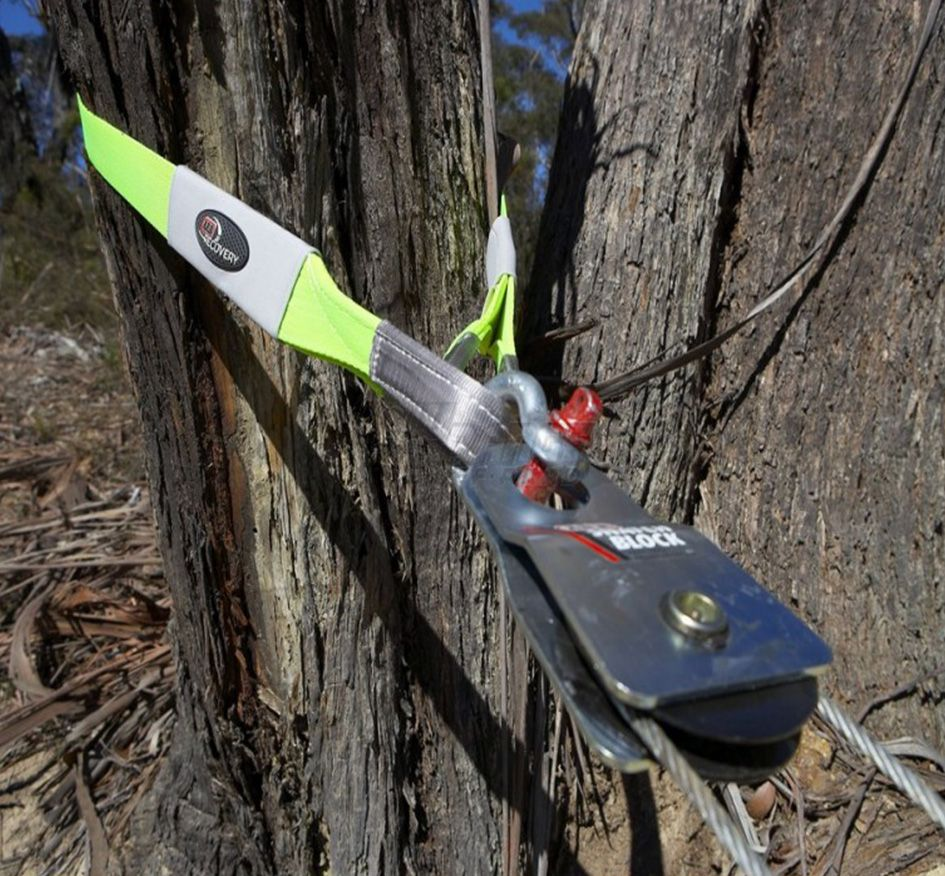 ARB gurtna za drvo 5m dužine, 80mm širine, 12000kg
