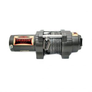 Vitlo Dragon Highlander DWH 4500 HD, 12V, 2.041kg sa sintetskim užetom, vodilicom, žičnim i bežičnim daljinskim 2