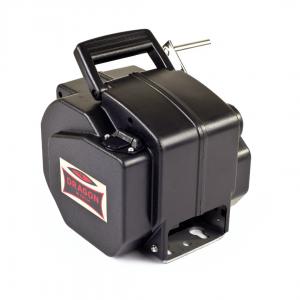 Prijenosno ručno i električno vitlo Dragon DWP 3500, 12V, 1.588kg sa sajlom, žičnim daljinskim, prihvatom i kabelom za akumulator 6
