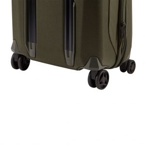 Putna torba Thule Crossover 2 Carry On Spinner 35L tamno zelena 7