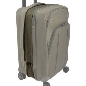Putna torba Thule Crossover 2 Carry On Spinner 35L tamno zelena 9