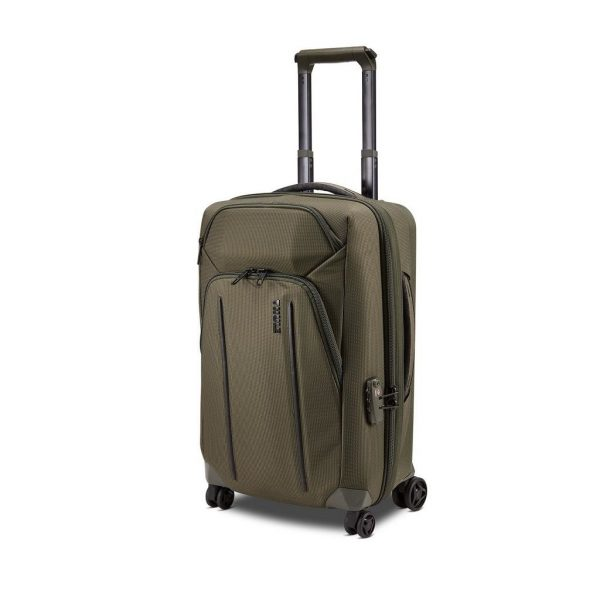 Putna torba Thule Crossover 2 Carry On Spinner 35L tamno zelena 1