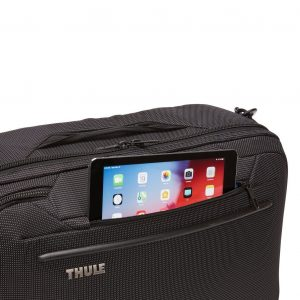 Putna torba Thule Crossover 2 Convertible Carry On 41L crna 11
