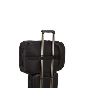 Putna torba Thule Crossover 2 Convertible Carry On 41L crna 12