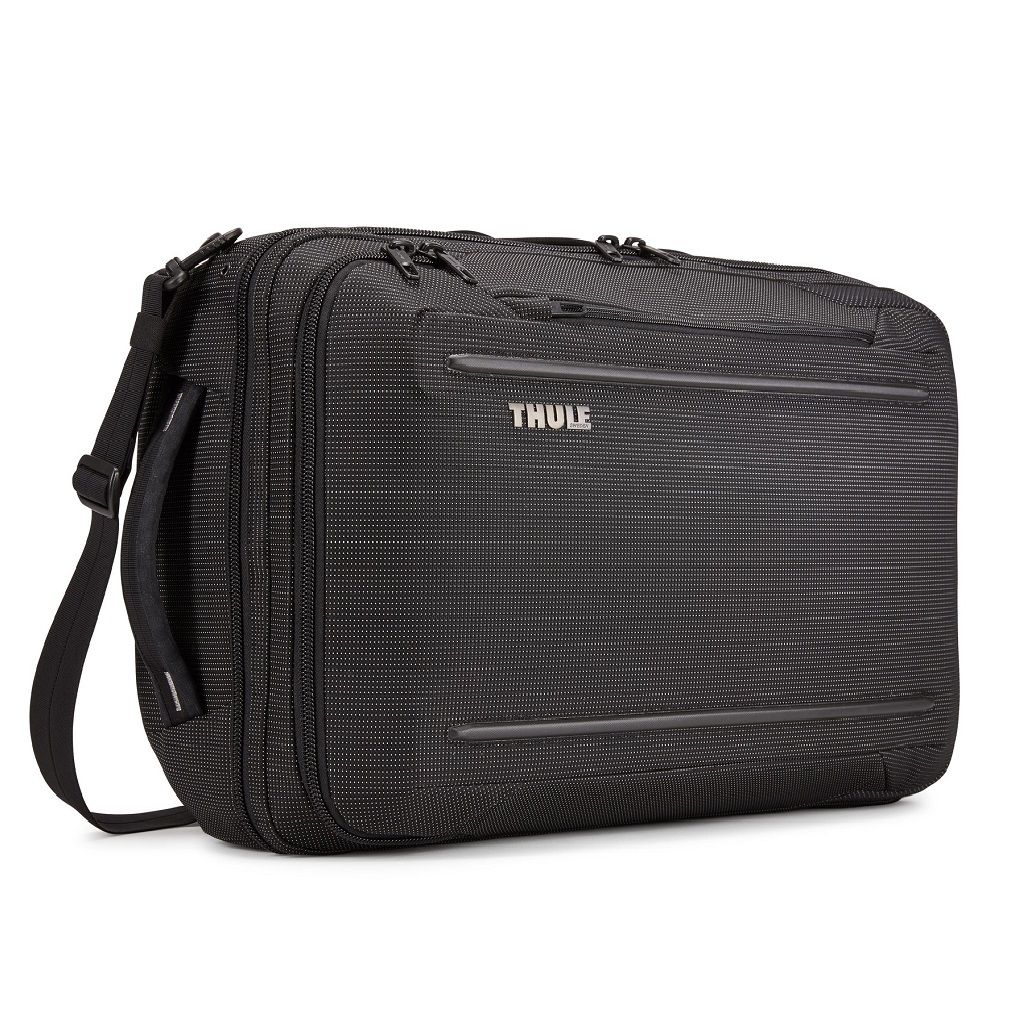 Putna torba Thule Crossover 2 Convertible Carry On 41L crna