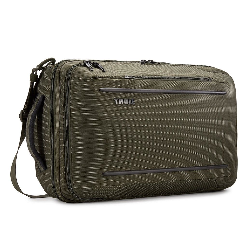 Putna torba Thule Crossover 2 Convertible Carry On 41L zelena