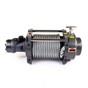 Vitlo Dragon Hidra DWHI 18000 HD, hidraulično, 8.165 kg, sa čeličnom sajlom, vodilicom, bez kontrolnog seta 2