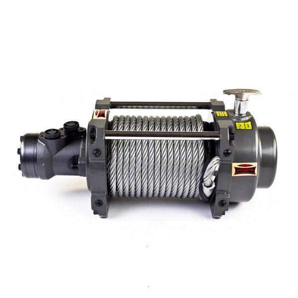 Vitlo Dragon Hidra DWHI 18000 HD, hidraulično, 8.165 kg, sa čeličnom sajlom, vodilicom, bez kontrolnog seta 1