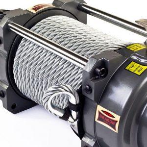 Vitlo Dragon Hidra DWHI 18000 HD, hidraulično, 8.165 kg, sa čeličnom sajlom, vodilicom, bez kontrolnog seta 7