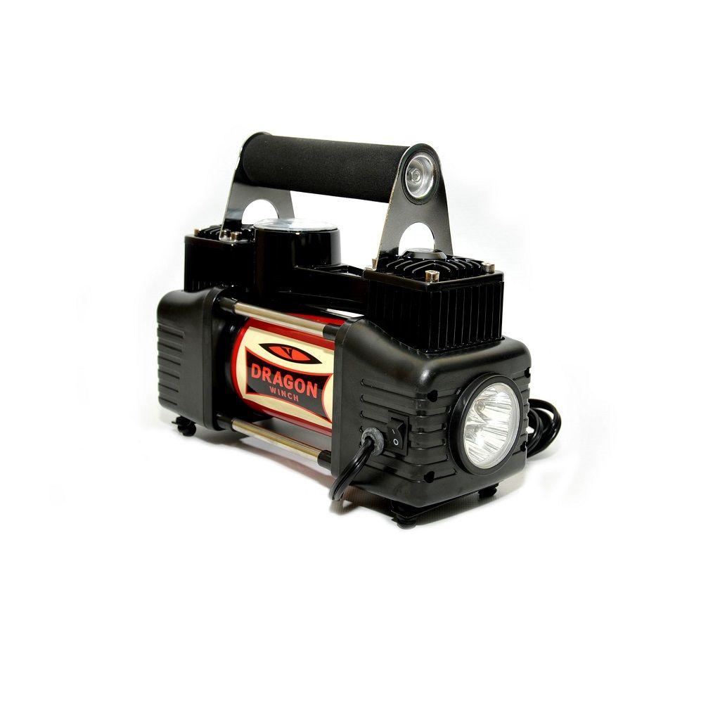 Dragon prijenosni kompresor za automobil 12V, medium, DWK-S LED