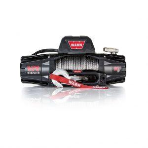 Premium vitlo Warn VR EVO 10-S, 12V, 4.530kg sa sintetskim užetom, vodilicom i žičnim i bežičnim daljinskim 2