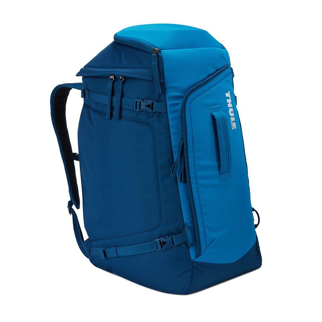 Torba za zimske sportove Thule RoundTrip Boot Backpack 60L plava