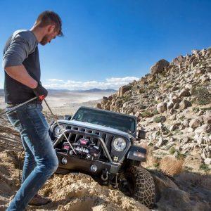 Premium vitlo Warn VR EVO 12-S, 12V, 5.443kg sa sintetskim užetom, vodilicom i žičnim i bežičnim daljinskim 7