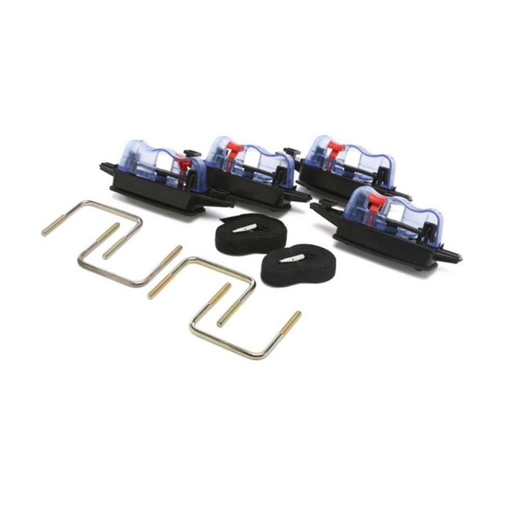 Thule Easy-Snap U-profili 10739 adapter za prihvat krovne kutije oko šipke nosača