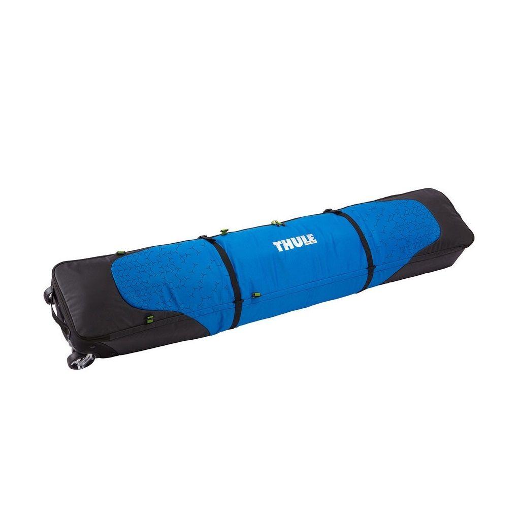 Torba za skije s kotačima Thule RoundTrip Ski Roller 190cm crno/plava