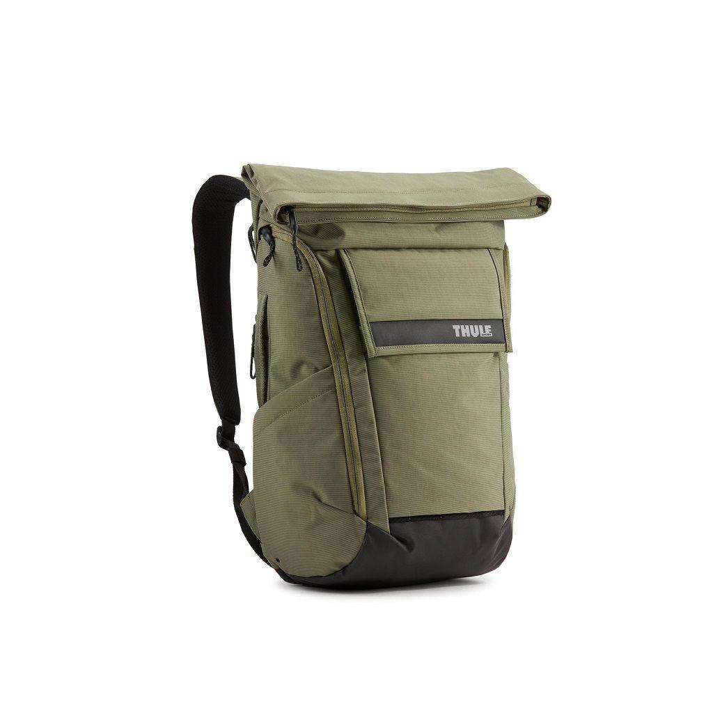 Thule Paramount Backpack 24L vodootporni ruksak zeleni
