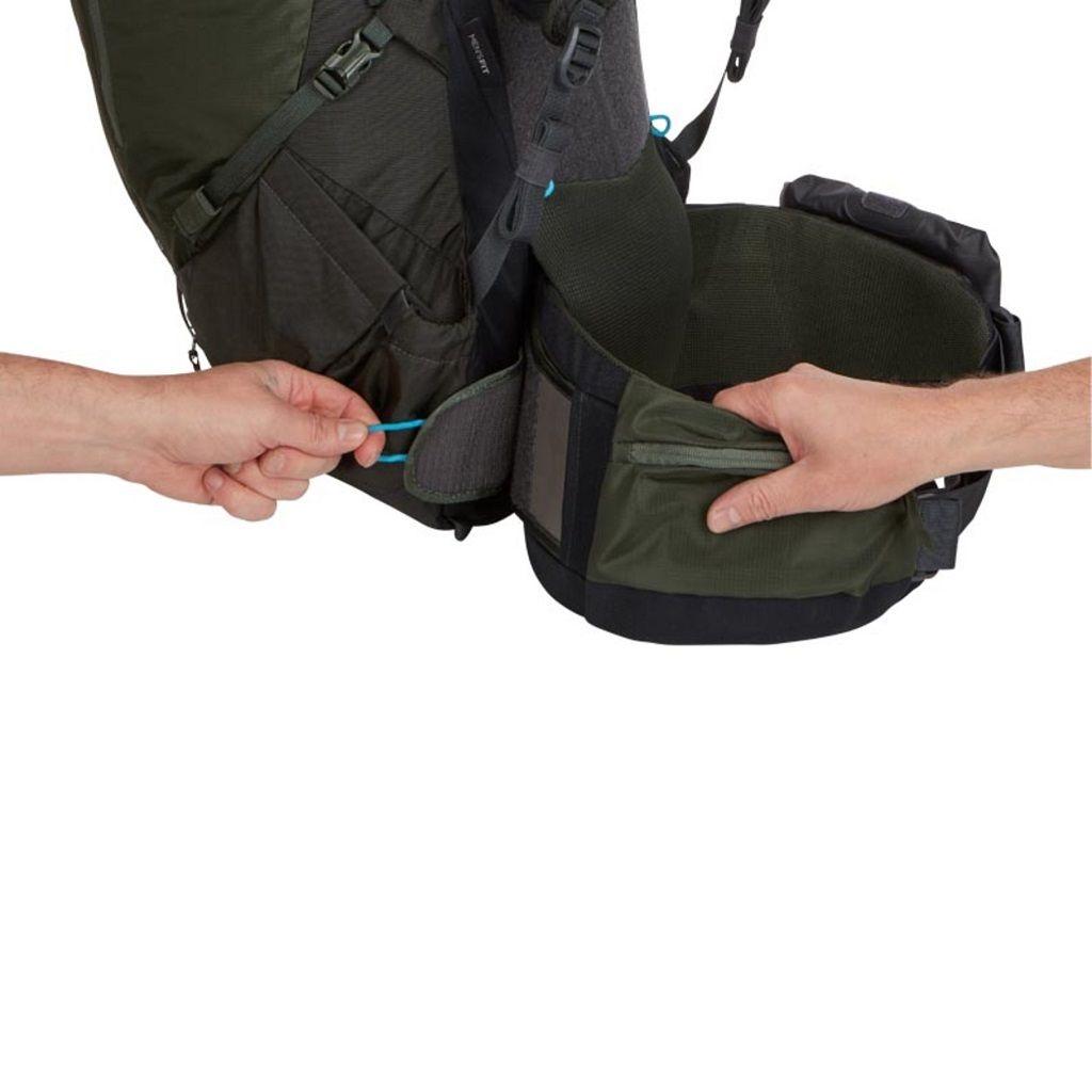 Muški ruksak Thule Versant 50L tamnozeleni