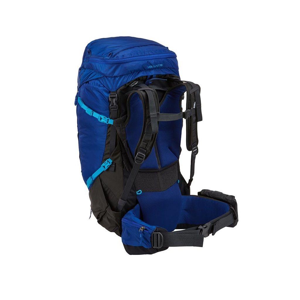 Thule Versant 70L ženski planinarski ruksak plavi