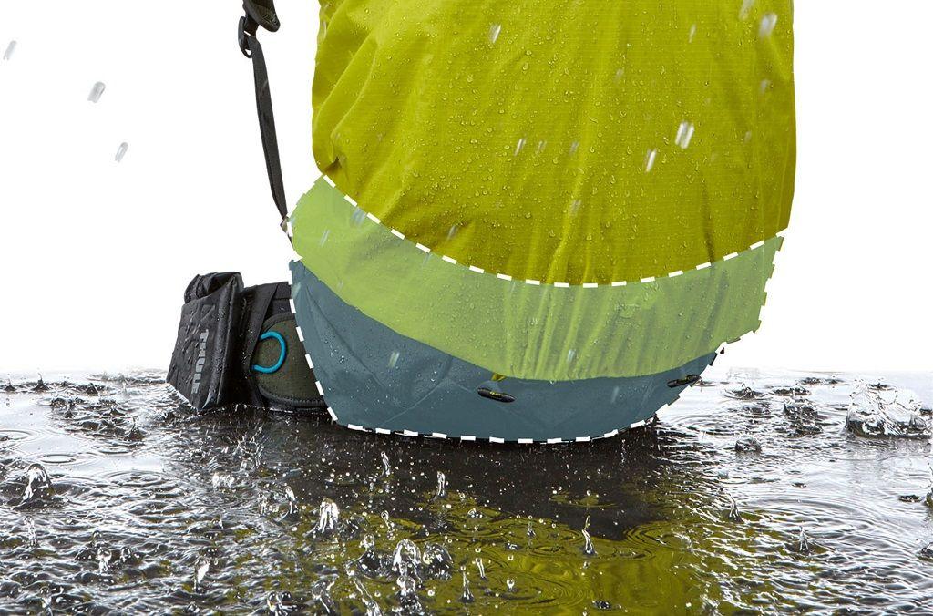 Thule Versant 70L muški planinarski ruksak narančasti
