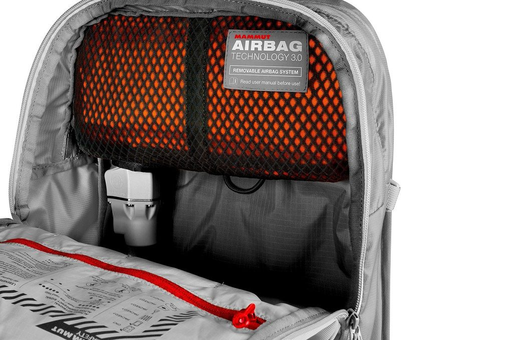 Mammut Removable Airbag System 3.0 zračni jastuk protiv lavine za Thule Upslope 25L ili 35L