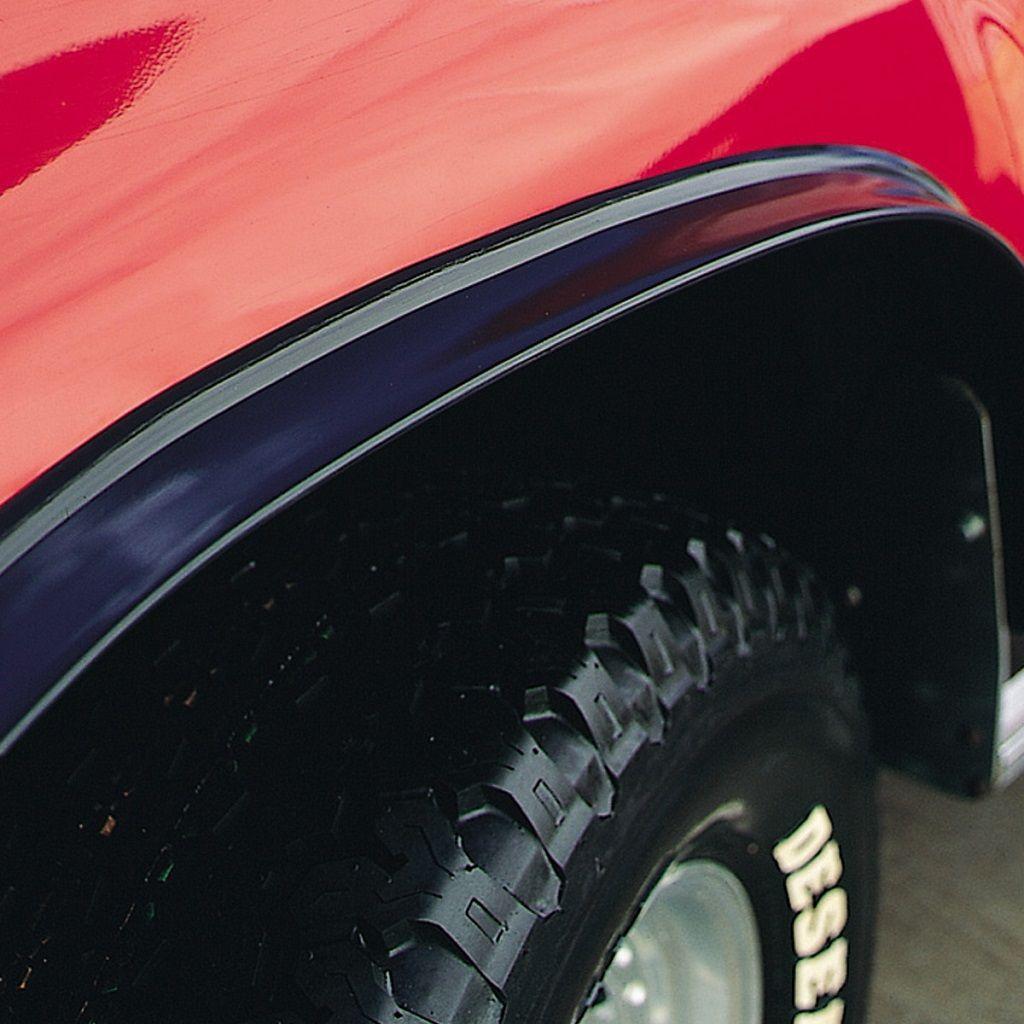 Rubnjaci blatobrana gumeni sa staklenim vlaknima 7cm širine, 6m rola