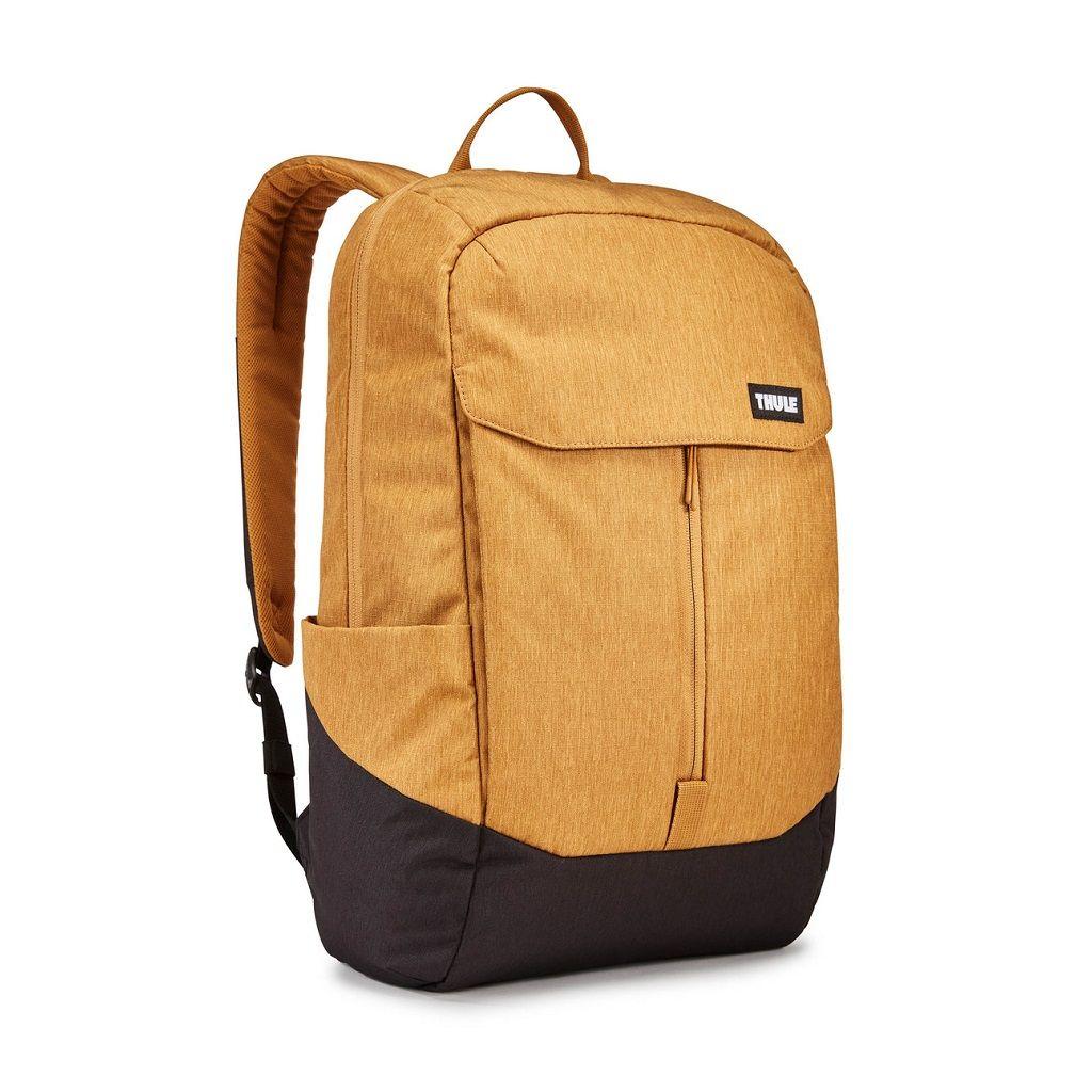 Univerzalni ruksak Thule Lithos Backpack 20 L narančasto-crni