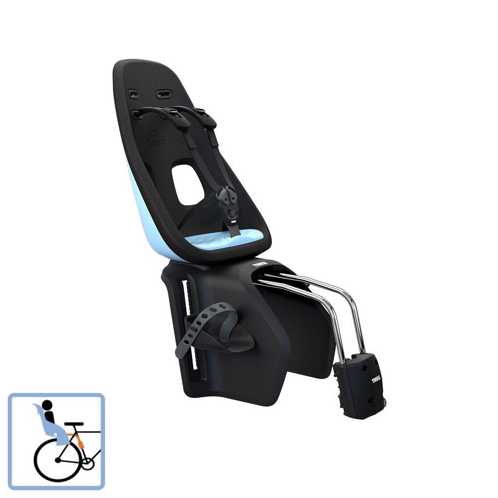 Dječja sjedalica stražnja na ramu Thule Yepp Nexxt Maxi Frame Mounted plava
