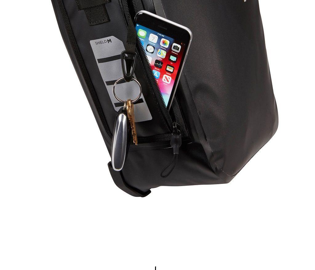 Thule Shield Pannier 17 L (par) bisag za bicikl crna