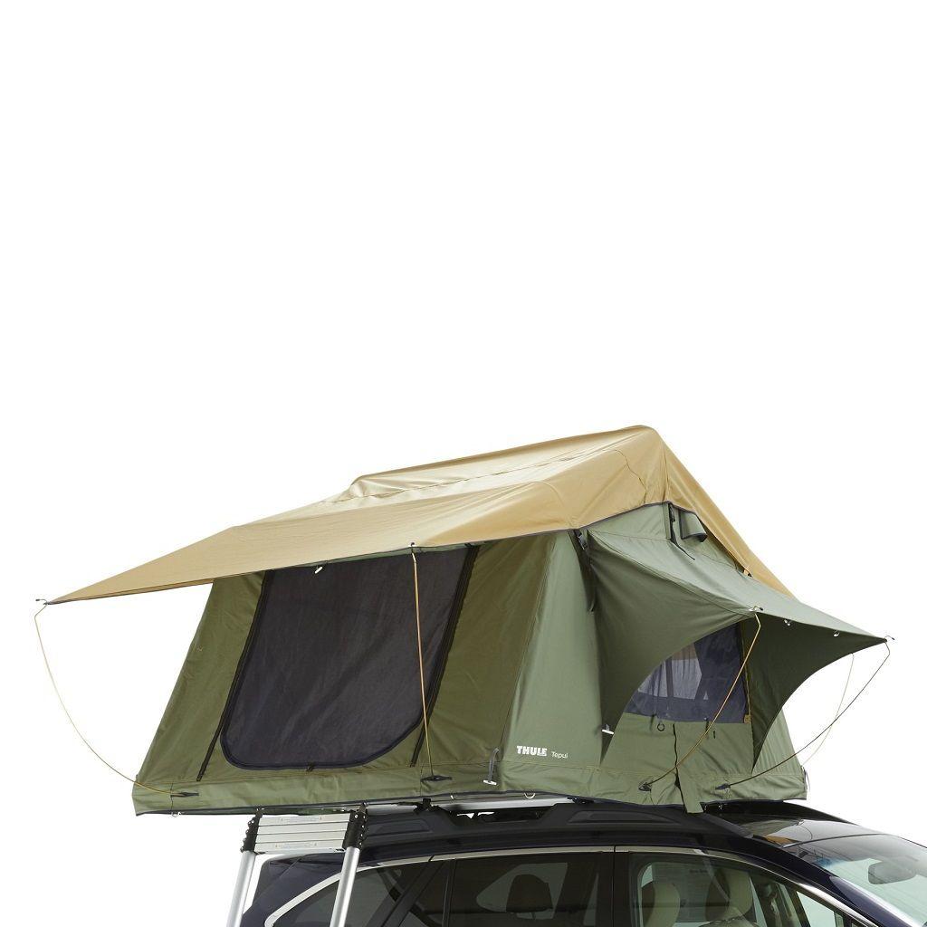 Thule Tepui Explorer Kukenam 3 krovni šator za tri osobe zeleni