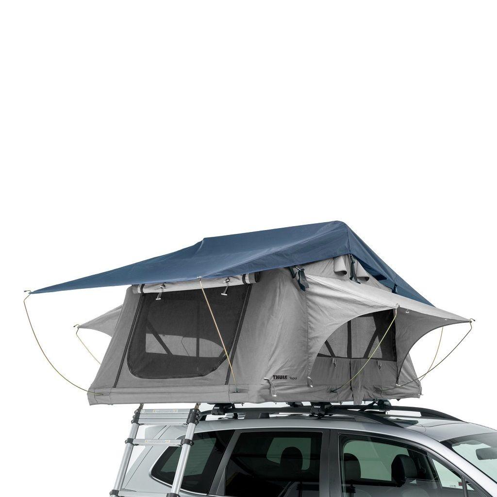 Thule Tepui Explorer Ayer 2 krovni šator za dvije osobe sivi