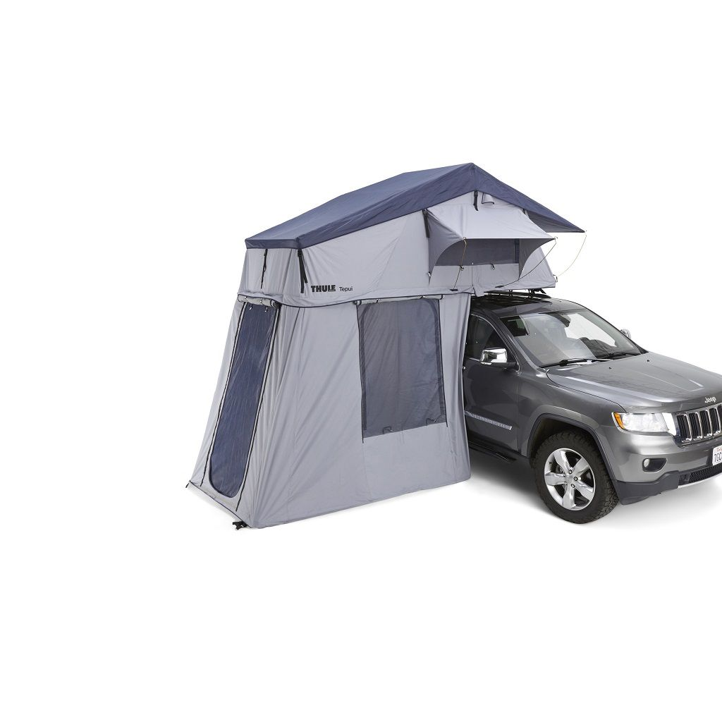 Thule Tepui Explorer Autana 3 krovni šator sivi za tri osobe s dodatnim predprostorom