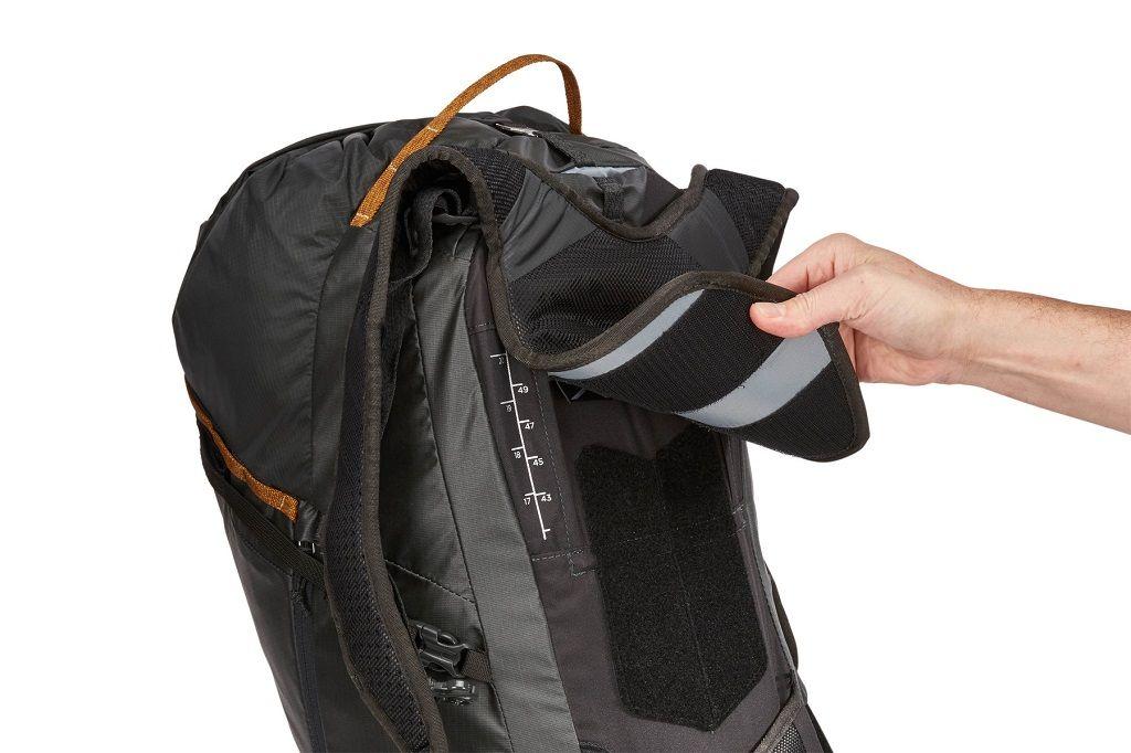 Thule Stir 35L crni ženski planinarski ruksak
