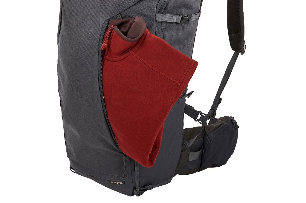 Thule AllTrail X 35L crni planinarski ruksak