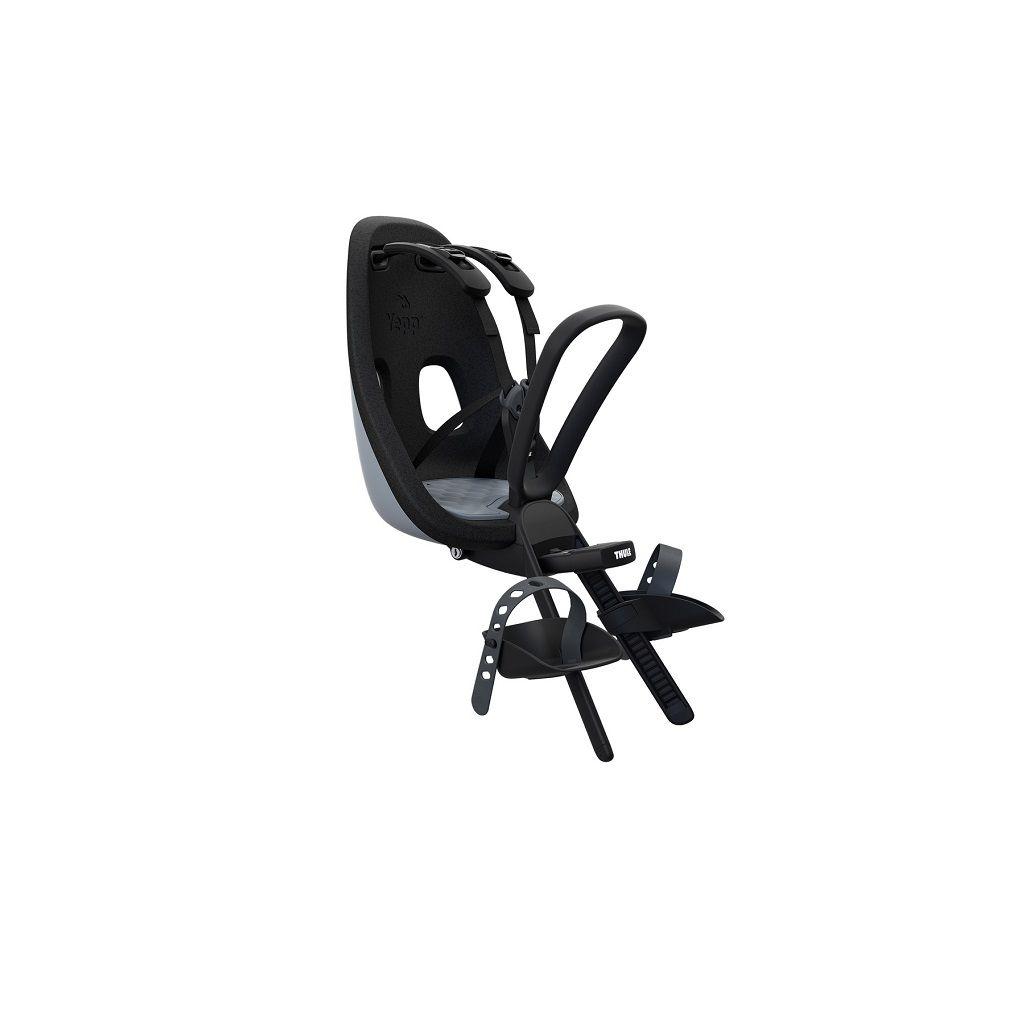 Dječja sjedalica prednja za upravljač Thule Yepp Nexxt Mini siva
