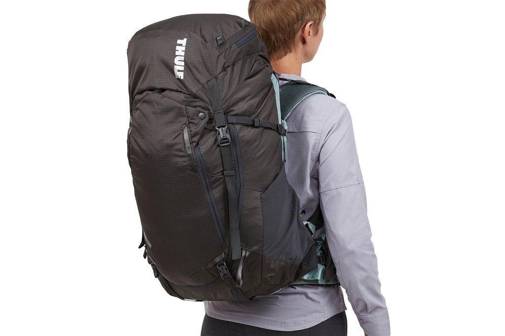 Thule Versant 50L plavi ženski planinarski ruksak