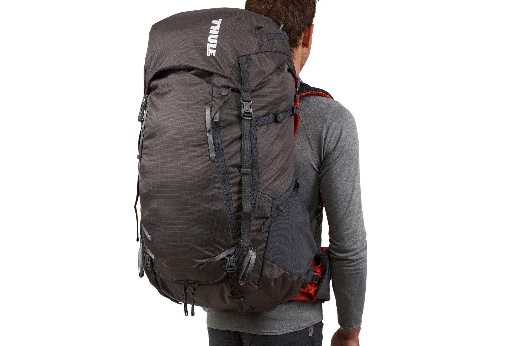Thule Versant 70L smeđi muški planinarski ruksak
